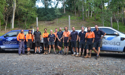 Landscaping Cairns Crew